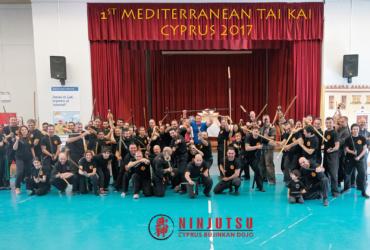 Day 1 @ 1st Mediterranean Tai Kai 2017