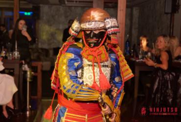 Cyprus Bujinkan Dojo at Tokyo Bar