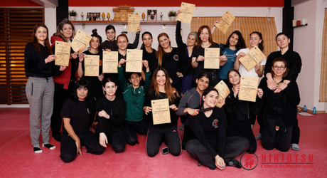 Women's Self-defense Seminar Nicosia