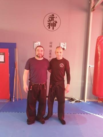 Το πρώτο εκτός Κύπρου Bujinkan Dojo του Pegasus Club άνοιξε στην Ελλάδα!