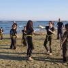 Τα νιντζάκια της Λευκωσίας πιάνουν θάλασσα