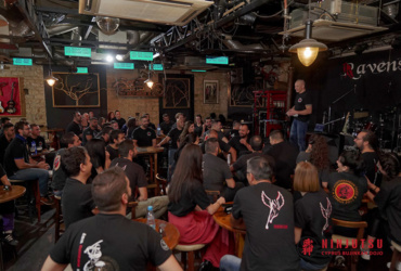 "The Pegasus Club most wanted ""Bar Fight"" Concept Seminar"